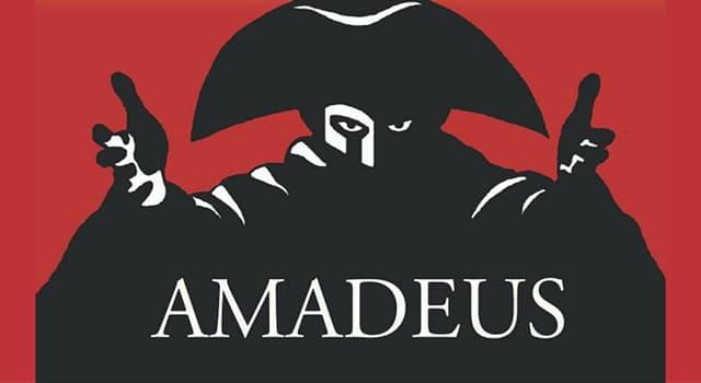 """Películas y TV Pregunta Trivia: ¿Qué actor interpretó a Wolfgang Amadeus Mozart en la película de 1984 """"Amadeus""""?"""