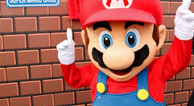 """Cultura Pregunta Trivia: ¿Qué ciudad española tiene una avenida con el nombre """"Super Mario Bros""""?"""
