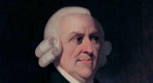 Cultura Pregunta Trivia: ¿Qué doctrina económica se debe al pensador inglés Adam Smith?