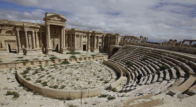 Historia Pregunta Trivia: ¿Qué eran las naumaquias, que se desarrollaban en los anfiteatros?