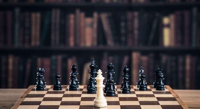 Deporte Pregunta Trivia: ¿Qué es el rey ahogado, en el juego de ajedrez?