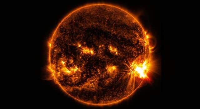 Cultura Pregunta Trivia: ¿Qué fenómeno se explica mediante las manchas solares?