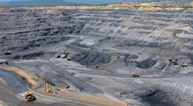 Geografía Pregunta Trivia: ¿Qué país sudamericano es uno los principales exportadores de carbón a nivel mundial?