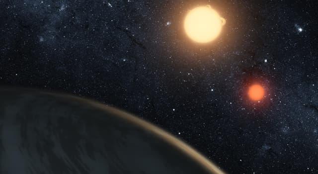 Cultura Pregunta Trivia: ¿Qué sistema estelar recibe su nombre de un conocido literato universal?