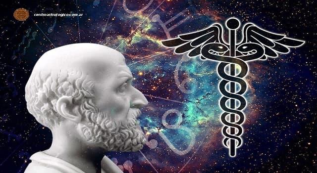 Cultura Pregunta Trivia: ¿Quién es considerado el padre de la medicina?