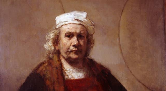 Cultura Pregunta Trivia: ¿Quién es el pintor de la imagen?