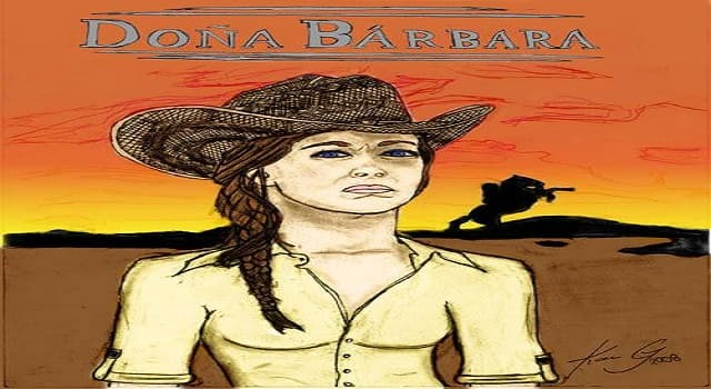 Cultura Pregunta Trivia: ¿Quién escribió la novela Doña Bárbara?