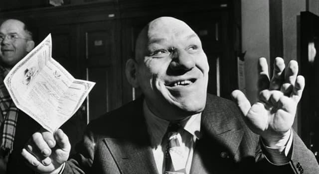 Películas y TV Pregunta Trivia: ¿Quién fue Maurice Tillet?