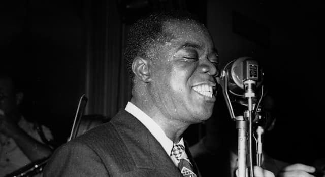 Culture Trivia Question: What instrument was played by famous Jazz Musician Louis Armstrong?