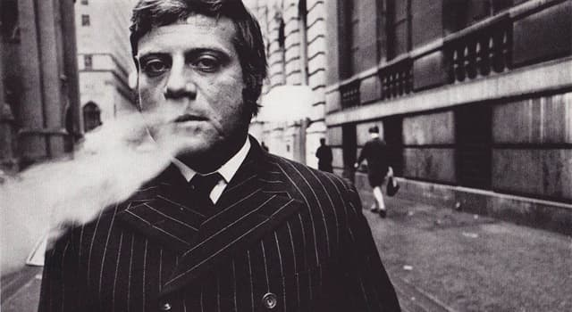 Movies & TV Trivia Question: What was actor Oliver Reed's first name?