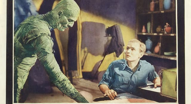 Movies & TV Trivia Question: What was the name of the character played by Boris Karloff in the 1932 version of the film, 'The Mummy'?