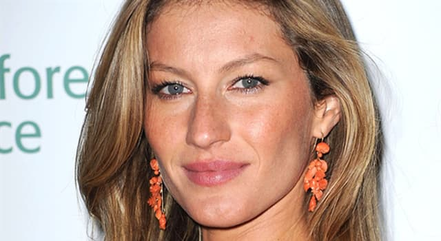 Society Trivia Question: Which country does supermodel Gisele Bundchen come from?