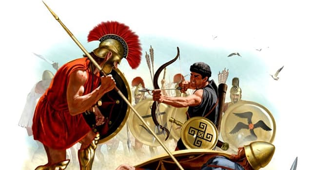 """History Trivia Question: Which Greek wrote a """"History of the Peloponnesian War""""?"""