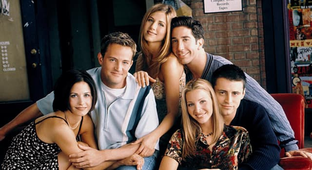 "Movies & TV Trivia Question: Which two characters in ""Friends"" got married in Las Vegas?"