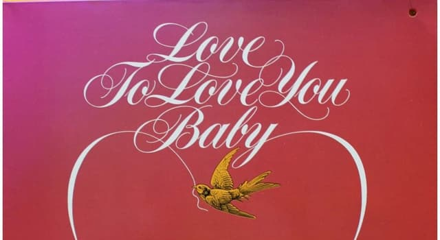 """Culture Trivia Question: Who had a hit with """"Love to Love You Baby"""" in 1975?"""