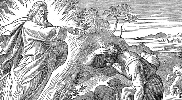 Culture Trivia Question: Who was the God of the ancient Hebrews?