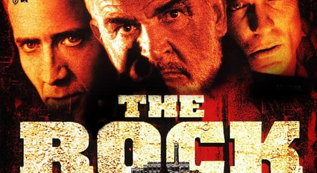 """Movies & TV Trivia Question: Who was the movie """"The Rock"""" dedicated to?"""