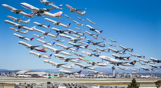 Society Trivia Question: As of September 2018, what is the world's longest flight by ground distance?