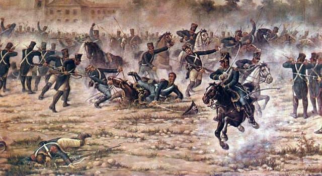 Historia Pregunta Trivia: ¿Cuál fue la primera batalla librada por el General San Martín, en su cruzada emancipadora?