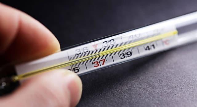 Общество Вопрос: Какая максимальная температура тела человека была зафиксирована в книге рекордов Гиннеса?
