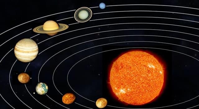 Wissenschaft Wissensfrage: Welcher Planet braucht die kürzeste Zeit, um die Sonne zu umkreisen?