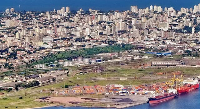 География Вопрос: Какой город является столицей Мозамбика?