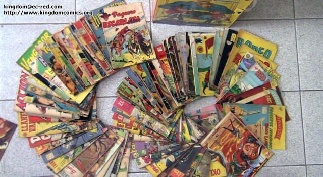 Sociedad Trivia: ¿Cuál es el nombre de la famosa editorial mexicana que publicó historietas de superhéroes?