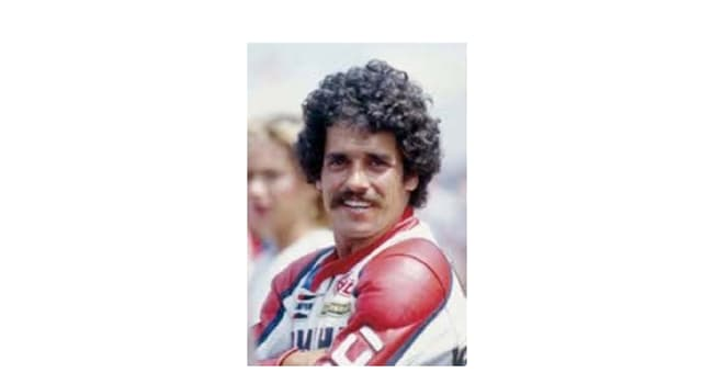 Sport Trivia Question: On what make of motorcycle did Carlos Lavado win the 250 cc Motorcycling World Title in 1983 and 1986?