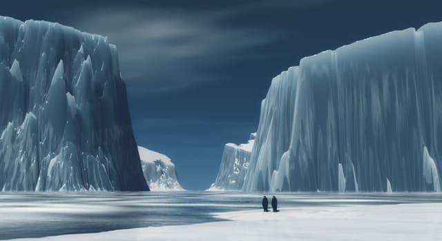 Природа Вопрос: Правда ли, что в Антарктиде есть кроваво-красный водопад?