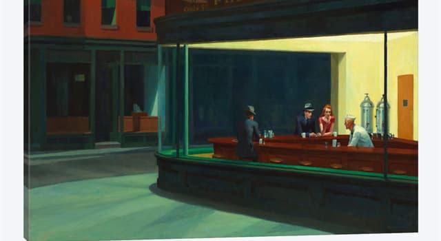 Cultura Trivia: ¿Quién es el autor de esta pintura?