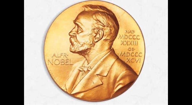 Historia Trivia: ¿Quién recibió a título póstumo el Premio Nobel de La Paz?