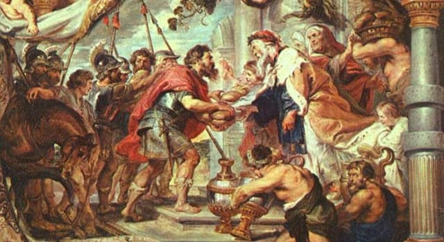 Historia Trivia: Según la Biblia ¿Quién fue la primer persona en dar el diezmo?