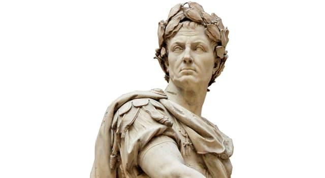 История Вопрос: В скольких браках состоял Гай Юлий Цезарь?