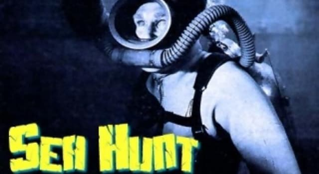 "Movies & TV Trivia Question: What was the name of Mike Nelson's boat on the U.S. TV drama series ""Sea Hunt""?"