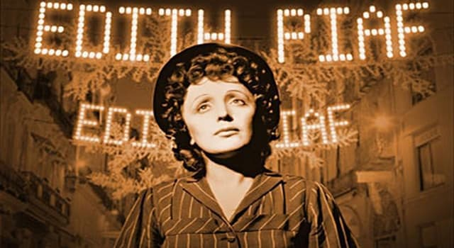 Culture Trivia Question: What was the nickname of the French singer Edith Piaf?