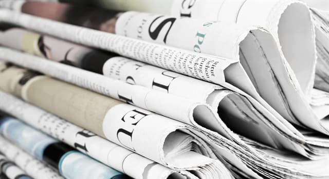 "Society Trivia Question: Which American newspaper has the slogan ""All the news that's fit to print""?"