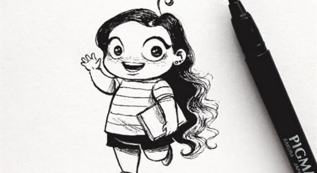 Culture Trivia Question: Which comic strip did Paul Fung Junior draw?