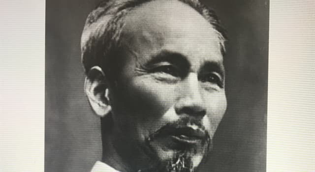 History Trivia Question: After the end of WWI, Ho Chi Minh petitioned the representatives at the Paris Peace Conference for which of the following?