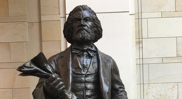 History Trivia Question: Before he became an American leader of the abolitionist movement in the U.S., Frederick Douglass lived as a slave in which state?