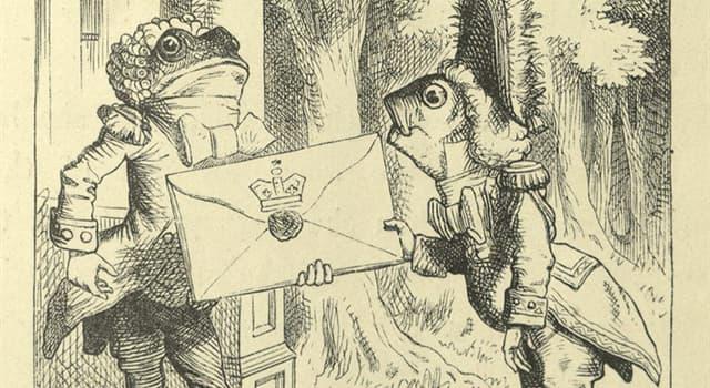 """Kultur Wissensfrage: Wo wurde das Kinderbuch """"Alice im Wunderland"""" von Lewis Carroll verboten?"""