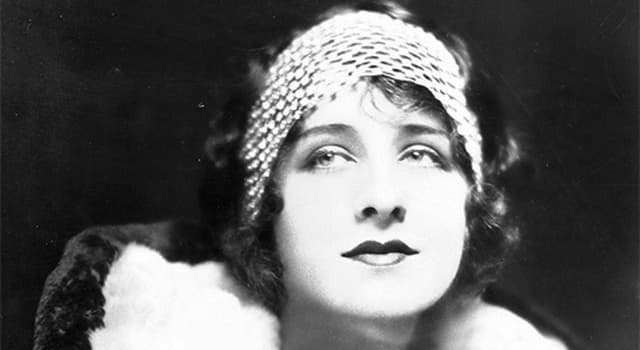 Movies & TV Trivia Question: In which country was pioneering actress Norma Shearer born?