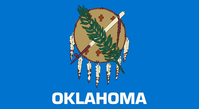 History Trivia Question: In which year did Oklahoma become a US state?