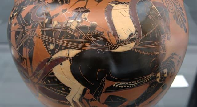 Kultur Wissensfrage: Wie ist der Name des griechischen Gottes der Angst?
