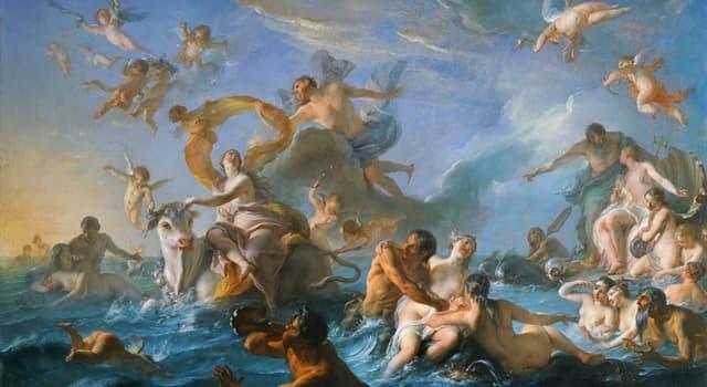 Kultur Wissensfrage: Wie hieß ein phönizischer König von Tyros in der griechischen Mythologie?
