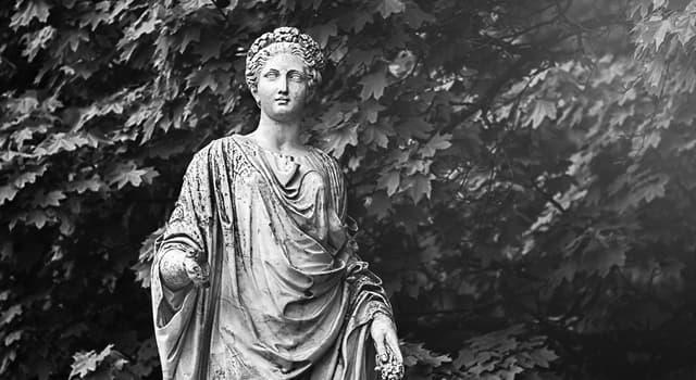 Kultur Wissensfrage: Wie hieß die Göttin der Fruchtbarkeit der Erde, des Getreides und der Saat in der griechischen Mythologie?