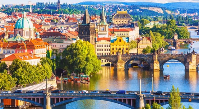 Geographie Wissensfrage: Wie viele Nachbarländer hat Tschechien?