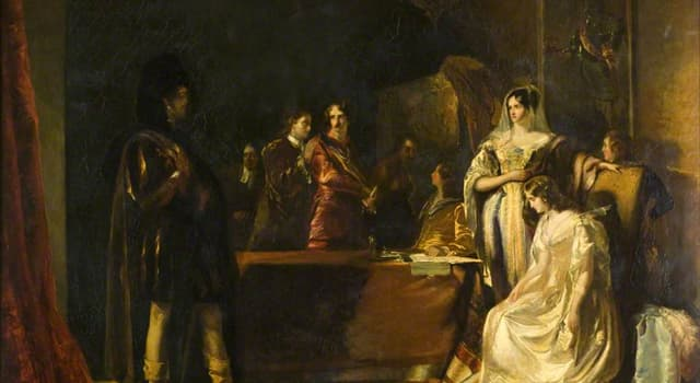 """Culture Trivia Question: """"The Bride of Lammermoor"""" is a work by which author?"""