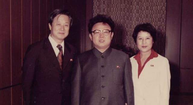 Culture Trivia Question: What profession was Choi Eun-hee involved in when she and her then ex-husband Shin Sang-ok were abducted by North Korea in 1978?