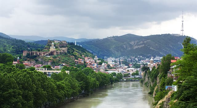 Geography Trivia Question: Which European capital was known as Tiflis until 1936?