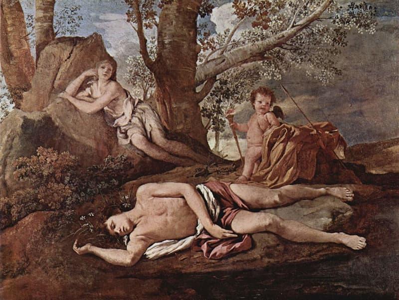Cultura Pregunta Trivia: ¿En la mitología griega, qué Ninfa se consumió hasta solo permanecer su voz?